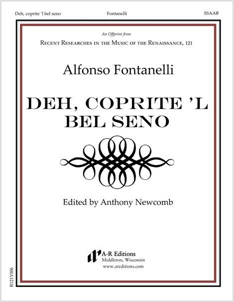Fontanelli: Deh, coprite 'l bel seno