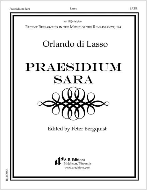 Lasso: Praesidium Sara