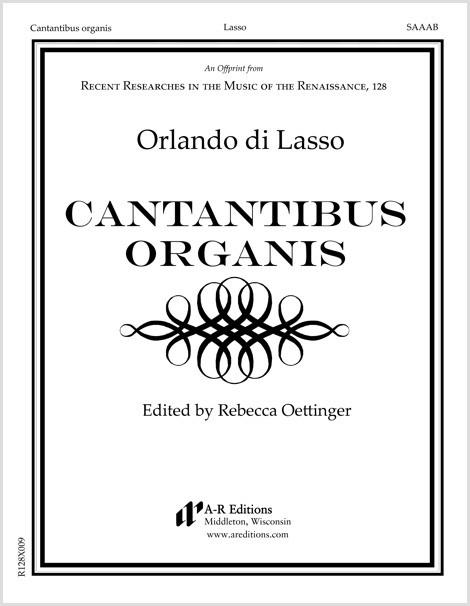 Lasso: Cantantibus organis