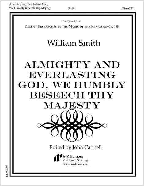 Smith: Almighty and Everlasting God, We Humbly Beseech Thy Majesty