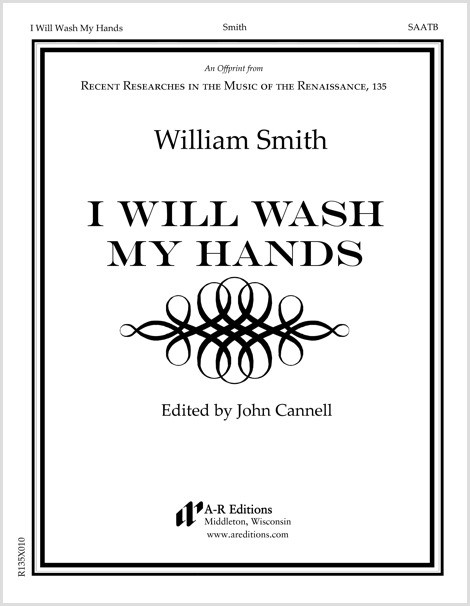 Smith: I Will Wash My Hands