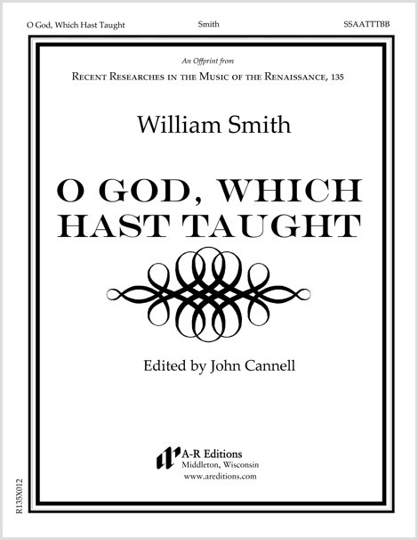 Smith: O God, Which Hast Taught
