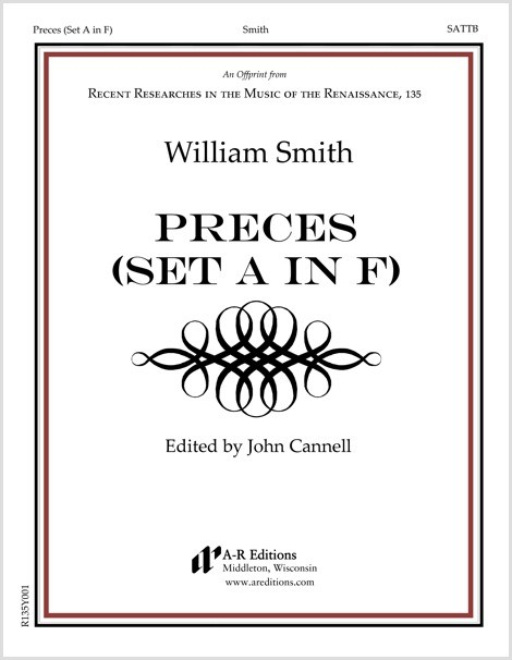 Smith: Preces (Set A in F)
