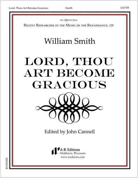 Smith: Lord, Thou Art Become Gracious