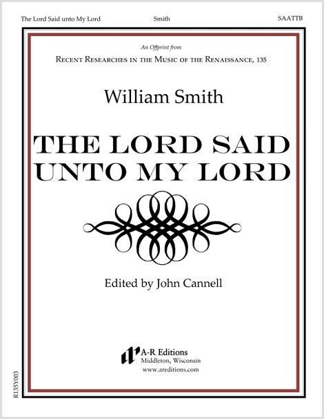 Smith: The Lord Said unto My Lord