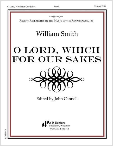 Smith: O Lord, Which for Our Sakes