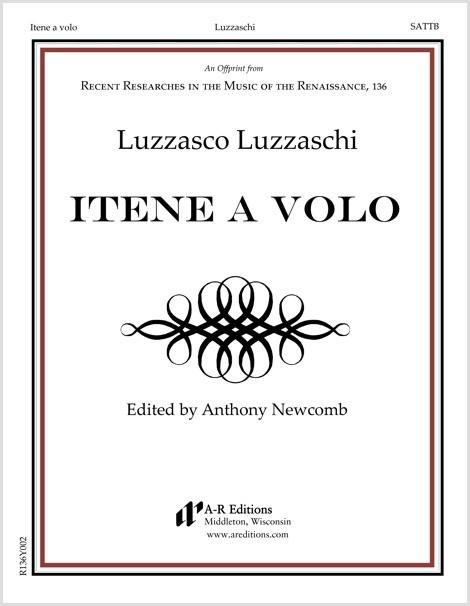 Luzzaschi: Itene a volo