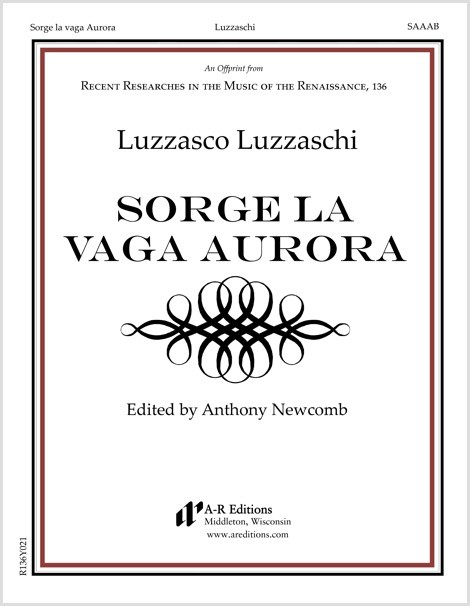 Luzzaschi: Sorge la vaga Aurora