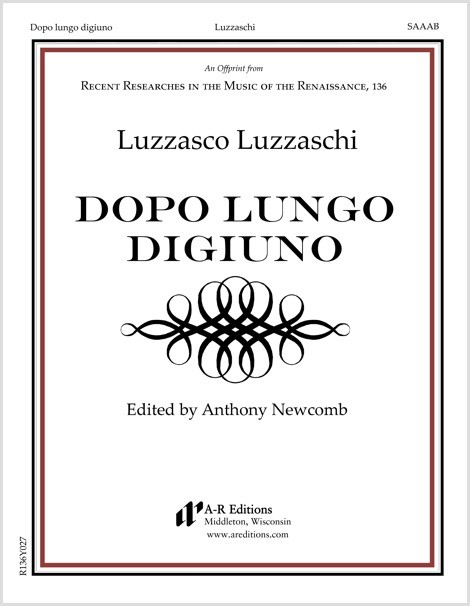 Luzzaschi: Dopo lungo digiuno