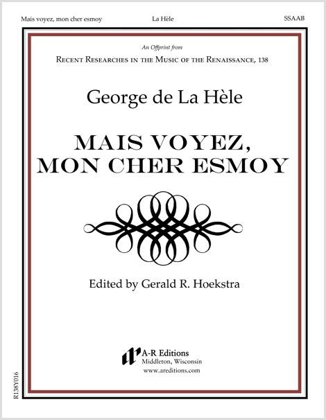 La Hèle: Mais voyez, mon cher esmoy