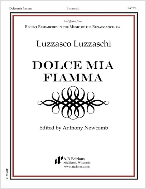 Luzzaschi: Dolce mia fiamma