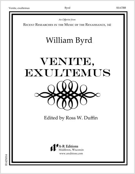 Byrd: Venite, exultemus