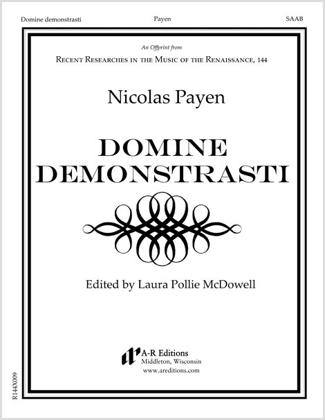 Payen: Domine demonstrasti