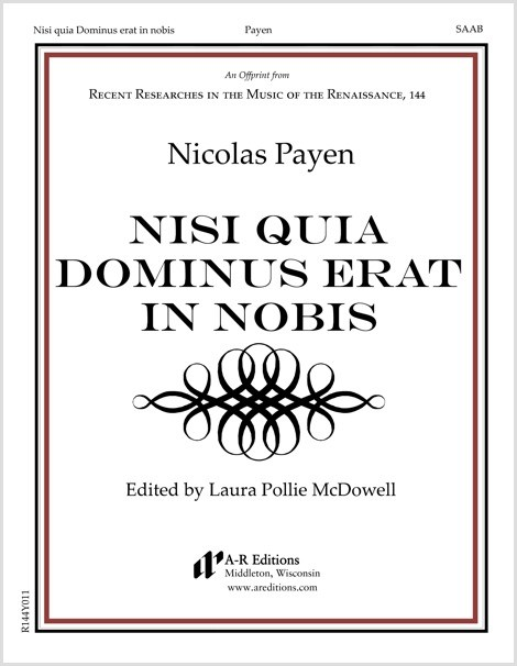 Payen: Nisi quia Dominus erat in nobis
