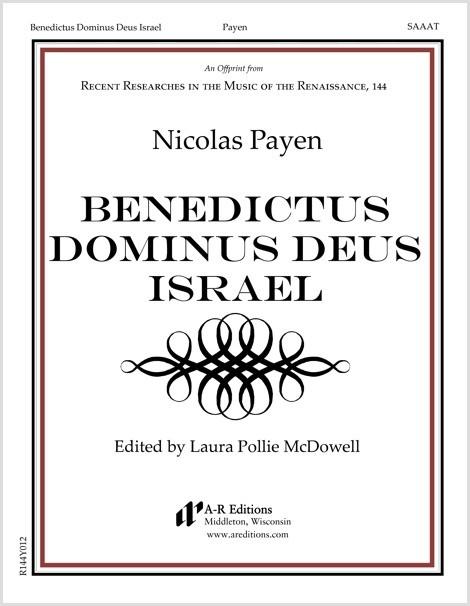 Payen: Benedictus Dominus Deus Israel