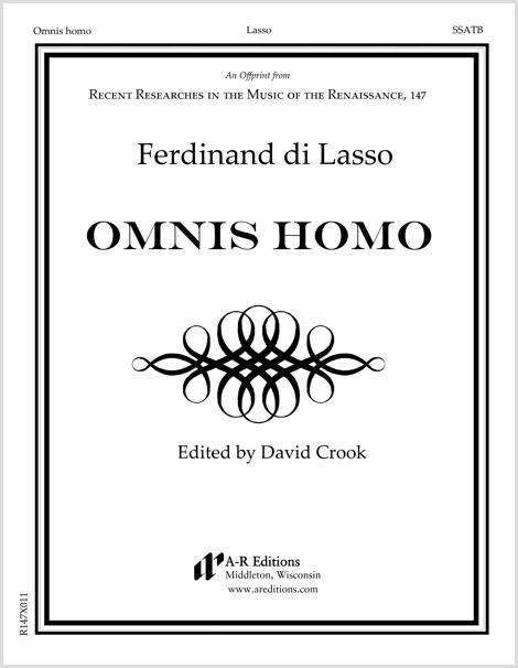 Lasso, F.: Omnis homo