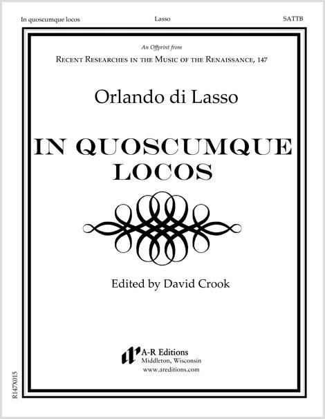 Lasso: In quoscumque locos