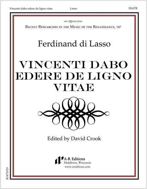 Lasso, F.: Vincenti dabo edere de ligno vitae