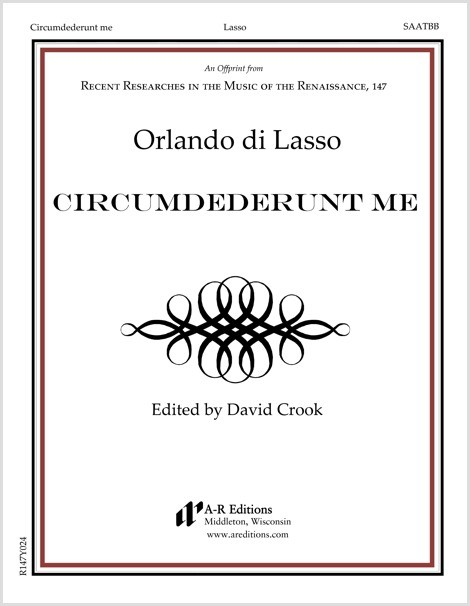 Lasso: Circumdederunt me