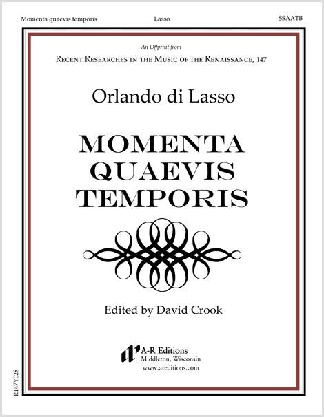 Lasso: Momenta quaevis temporis