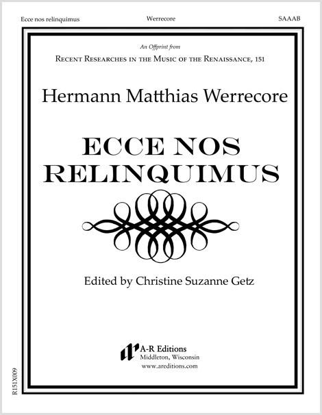 Werrecore: Ecce nos relinquimus