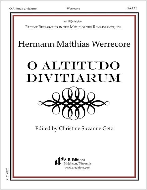 Werrecore: O Altitudo divitiarum