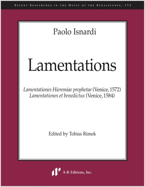 Isnardi: Lamentations