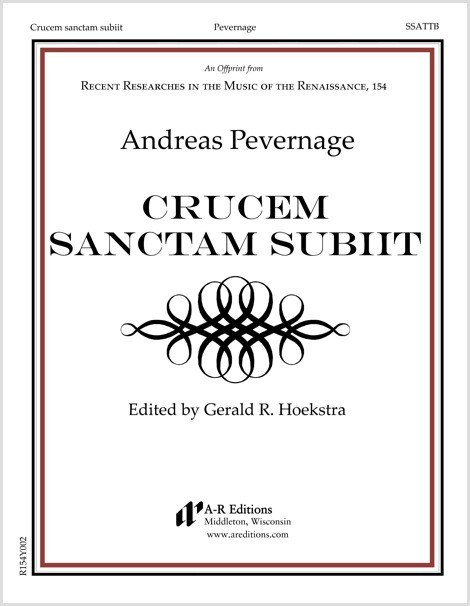 Pevernage: Crucem sanctam subiit