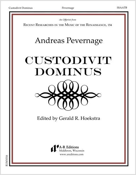Pevernage: Custodivit Dominus