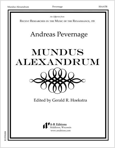 Pevernage: Mundus Alexandrum