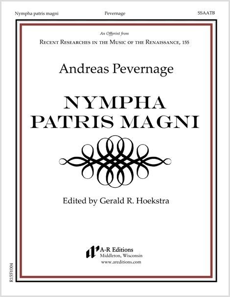 Pevernage: Nympha patris magni
