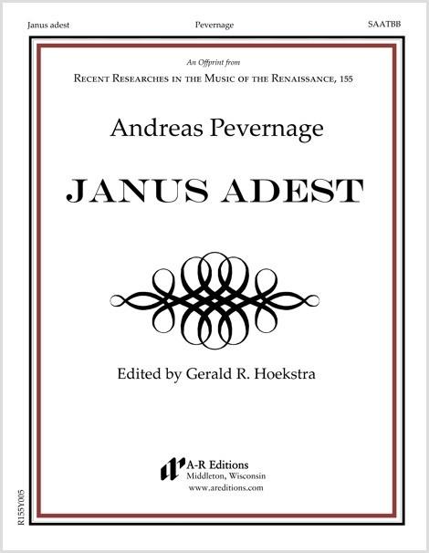 Pevernage: Janus adest