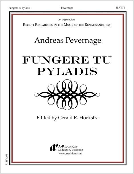 Pevernage: Fungere tu Pyladis