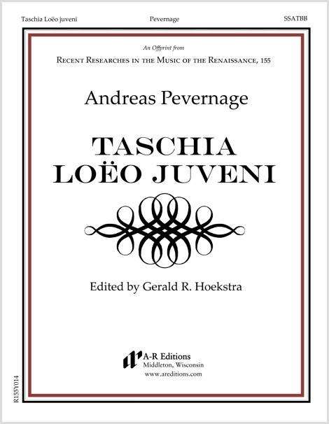 Pevernage: Taschia Loëo juveni