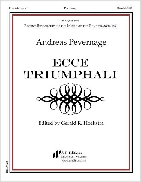 Pevernage: Ecce triumphali