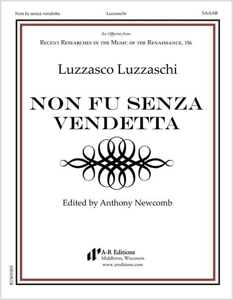 Luzzaschi: Non fu senza vendetta