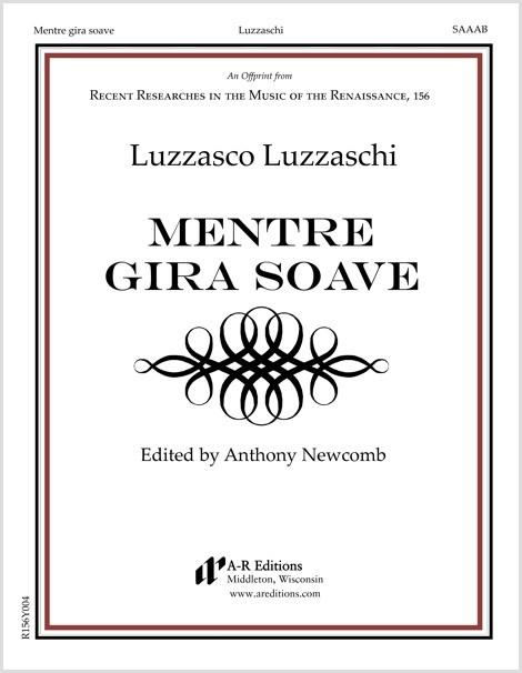 Luzzaschi: Mentre gira soave