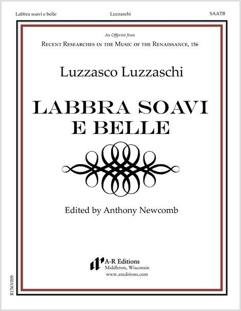 Luzzaschi: Labbra soavi e belle