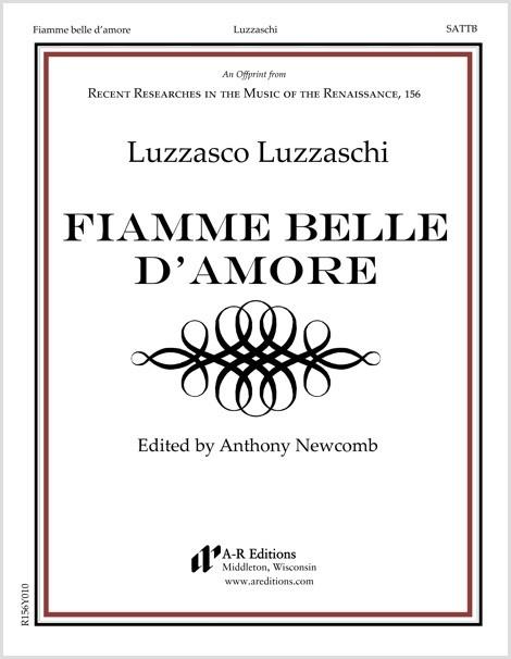 Luzzaschi: Fiamme belle d'amore