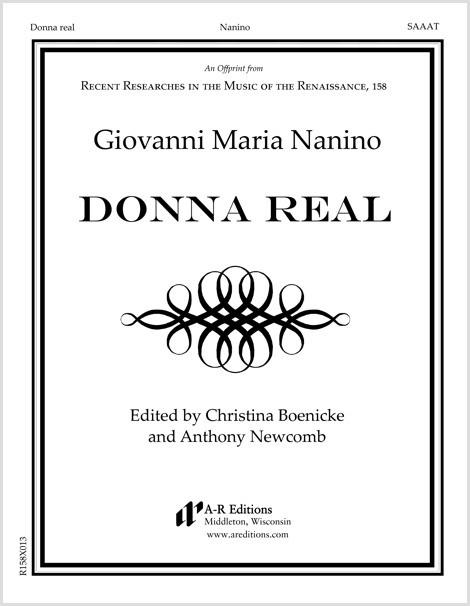 Nanino: Donna real
