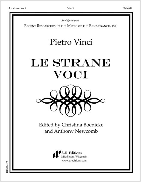 Vinci: Le strane voci
