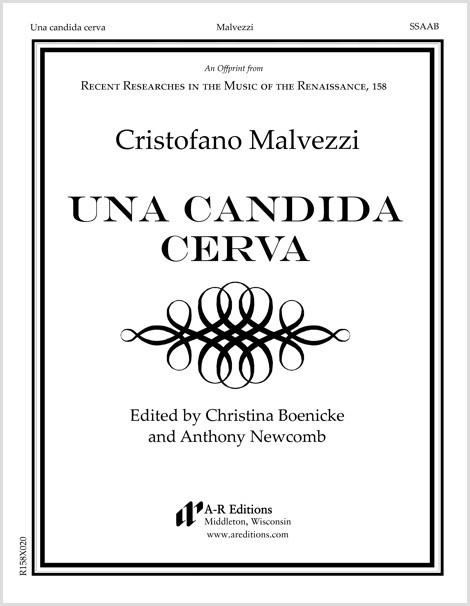Malvezzi: Una candida cerva