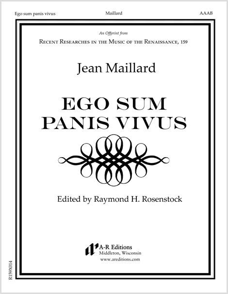 Maillard: Ego sum panis vivus