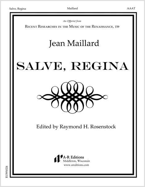 Maillard: Salve, Regina