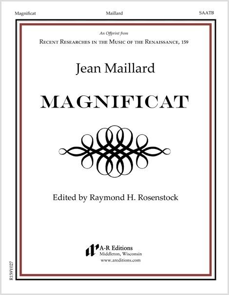 Maillard: Magnificat