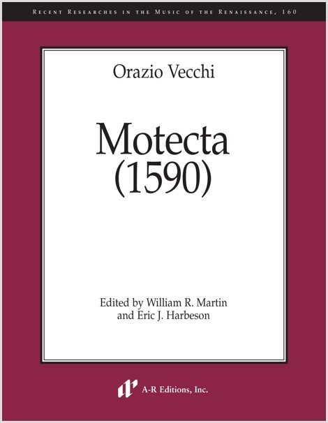 Vecchi: Motecta (1590)