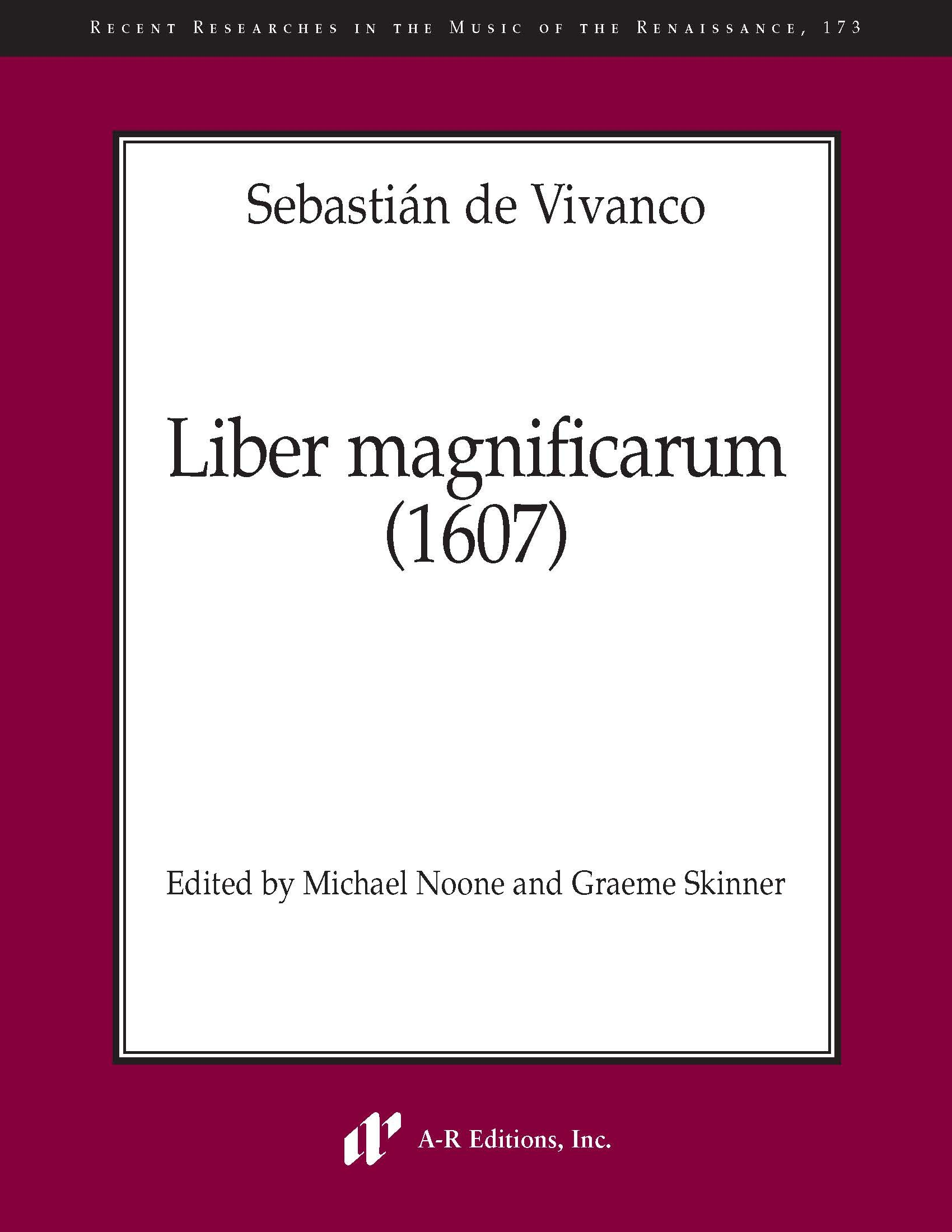 Vivanco: Liber magnificarum (1607)