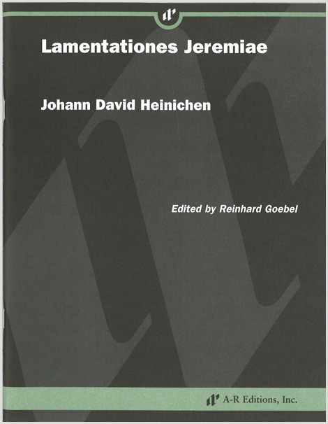 Heinichen: Lamentationes Jeremiae