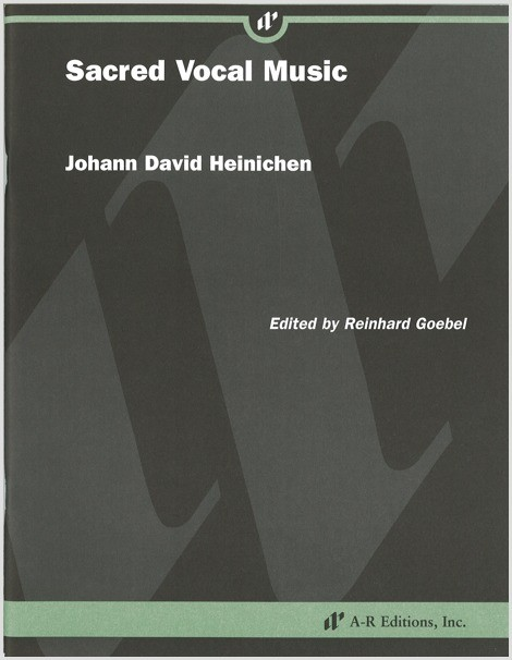 Heinichen: Sacred Vocal Music