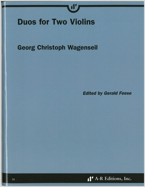 Wagenseil: Duos for Two Violins